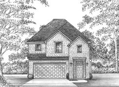 Chandler - SH 3403 - Castle Hills Northpointe: Lewisville, Texas - Shaddock Homes