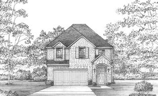 Haslet - 3404 CH - Castle Hills Northpointe: Lewisville, Texas - Shaddock Homes