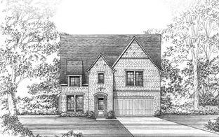 Lavon - SH 4453 - Lakewood at Brookhollow - 55' Lots: Prosper, Texas - Shaddock Homes