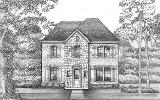 Danbury - SH 3104 - Light Farms Brenham - 40' Lots: Celina, Texas - Shaddock Homes