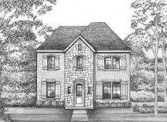 Danbury - SH 3104 - The Village at Twin Creeks: Allen, Texas - Shaddock Homes