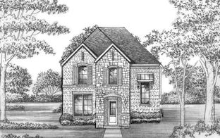 Brenham - SH 3101 - The Village at Twin Creeks: Allen, Texas - Shaddock Homes