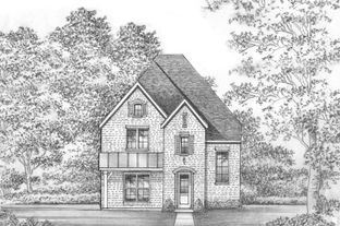 West- SH 3114 - The Village at Twin Creeks: Allen, Texas - Shaddock Homes