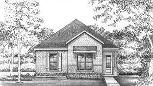 Burke - SH 3112 - Light Farms Brenham - 40' Lots: Celina, Texas - Shaddock Homes