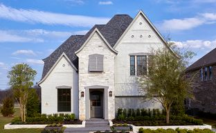 Estates at Shaddock Park by Shaddock Homes in Dallas Texas