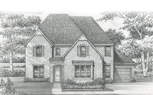 Marshall - 6310BH - Lakewood at Brookhollow - 74' Lots: Prosper, Texas - Shaddock Homes