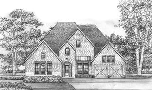 Austin - SH 6235 - Edgestone at Legacy: Frisco, Texas - Shaddock Homes