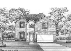 Rockport - SH 4442 - Lakewood at Brookhollow - 55' Lots: Prosper, Texas - Shaddock Homes