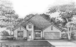 Llano - 5416SPR - Estates at Rockhill - Phase 3: Little Elm, Texas - Shaddock Homes