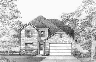 Dalhart - 4448 SPR - Estates at Shaddock Park: Frisco, Texas - Shaddock Homes