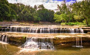 Westworth Falls by Shaddock Homes in Fort Worth Texas