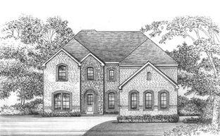 Conroe - SH 5248 - Edgestone at Legacy: Frisco, Texas - Shaddock Homes