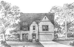 Lavon - SH 4453 - Tavolo Park: Fort Worth, Texas - Shaddock Homes