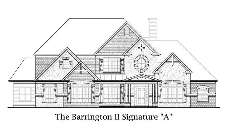 Barrington II:Signature Elevation A