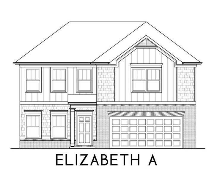Elizabeth:Elevation A