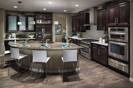 Kitchen-in-4505 Somerset-at-BackCountry - Shadow Walk Collection-in-Highlands Ranch