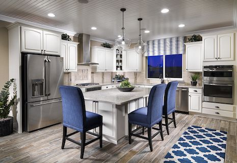 Kitchen-in-Plan 404-at-Erie - Shea3D™ at Colliers Hill-in-Erie
