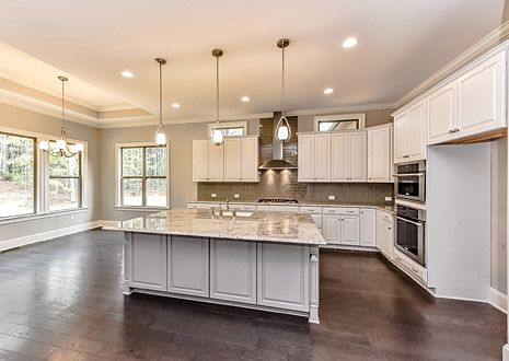 Kitchen-in-Kingsley-at-Oldenburg-in-Waxhaw
