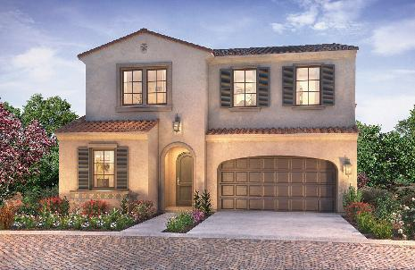 Model home source irvine ca