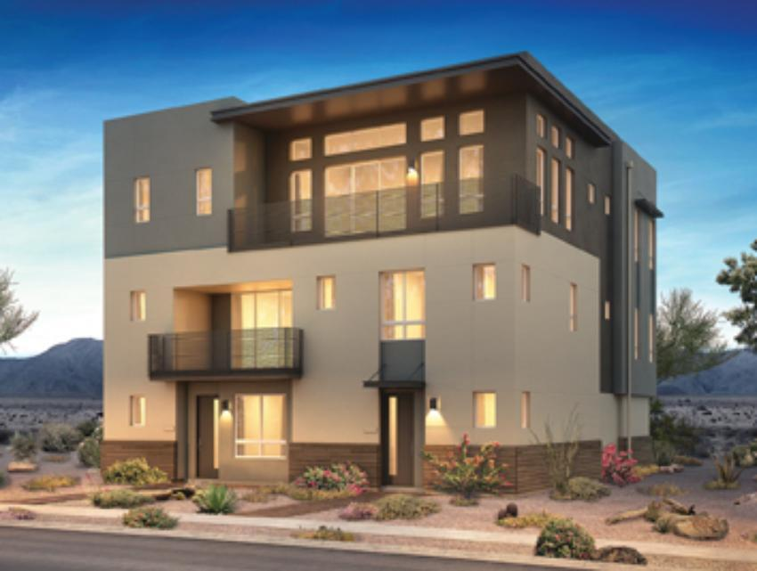 Inspire plan las vegas nevada 89135 inspire plan at trilogy in summerlin by shea homes trilogy for Shea homes design center san diego