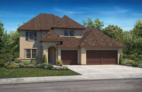 The Woodlands Canopy Green In Creekside Park By Shea Homes