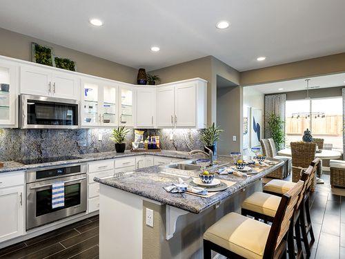 Kitchen-in-Soraya-at-Trilogy at Rio Vista-in-Rio Vista