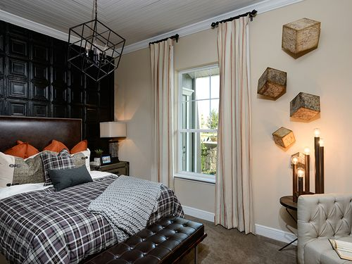 Bedroom-in-Enchant-at-Trilogy Orlando-in-Groveland