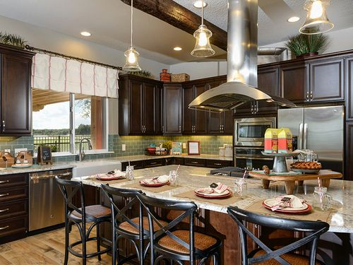 Kitchen-in-Imagine-at-Trilogy at Ocala Preserve-in-Ocala