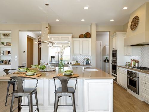 Kitchen-in-Genova-at-Encanterra, a Trilogy Resort Community-in-San Tan Valley