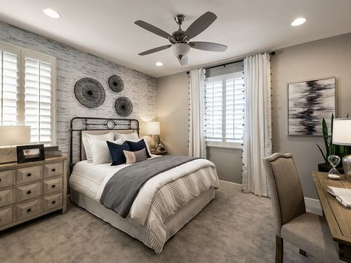 Bedroom-in-Lumina-at-Trilogy at Vistancia-in-Peoria