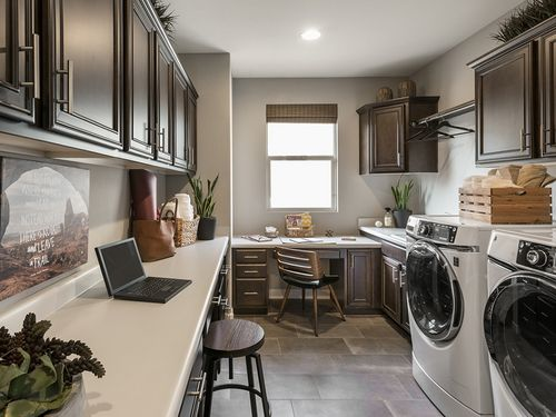 Laundry-in-Mosaic-at-Trilogy at Vistancia-in-Peoria