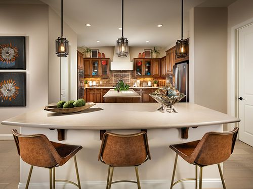 Kitchen-in-Avila-at-Trilogy at Monarch Dunes and Monarch Ridge Town Homes-in-Nipomo