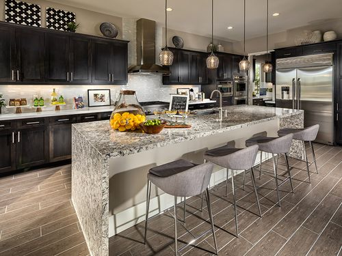 Kitchen-in-Carmel-at-Trilogy at Monarch Dunes and Monarch Ridge Town Homes-in-Nipomo