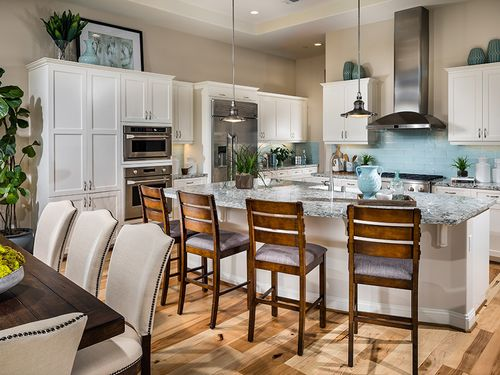 Kitchen-in-Marsanne-at-Trilogy at Monarch Dunes and Monarch Ridge Town Homes-in-Nipomo