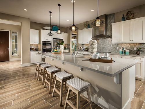 Kitchen-in-Riviera-at-Trilogy at Monarch Dunes and Monarch Ridge Town Homes-in-Nipomo