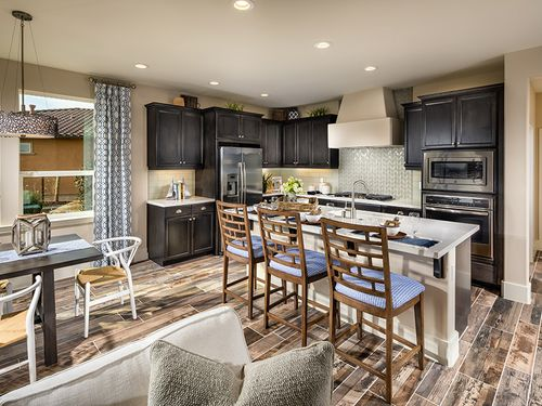 Kitchen-in-Solvang-at-Trilogy at Monarch Dunes and Monarch Ridge Town Homes-in-Nipomo
