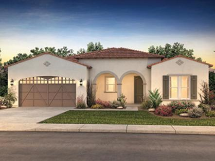Mesa New Home 55 Active Adult Communities Newhomesource