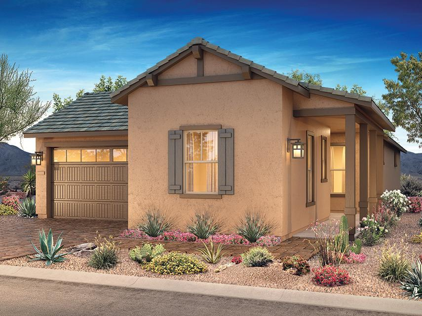 New Construction Homes And Floor Plans In Wickenburg Az