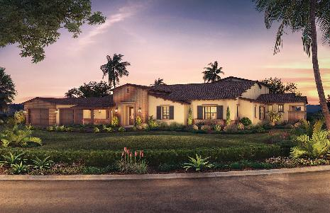 One Oak By Shea Homes   Family In San Diego California
