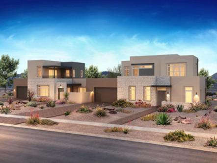 New homes in las vegas nv 1 702 new homes newhomesource for Las vegas home source