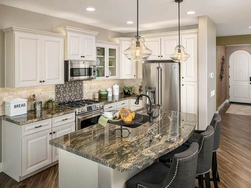 Kitchen-in-Palamos-at-Encanterra, a Trilogy Resort Community-in-San Tan Valley