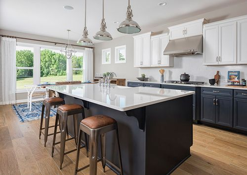 Kitchen-in-Chandler-at-Summerwood-in-Mint Hill