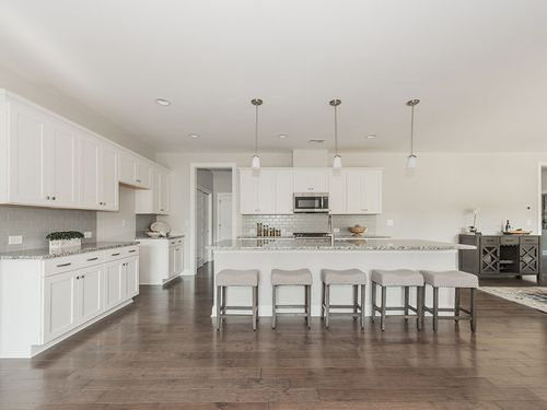 Kitchen-in-Excite-at-Trilogy Lake Norman-in-Denver