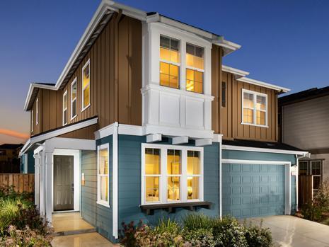 Beach House Plan 3 Marina California 93933 At The Dunes By Shea Homes Family
