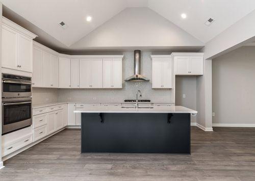 Kitchen-in-Ashton-at-Summerwood-in-Mint Hill