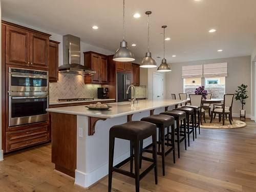 Kitchen-in-Monterey-at-Trilogy at Monarch Dunes and Monarch Ridge Town Homes-in-Nipomo