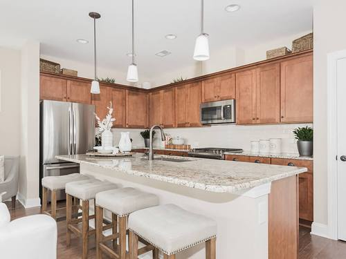 Kitchen-in-Glory - Grand Opening Now!-at-Trilogy Lake Norman-in-Denver