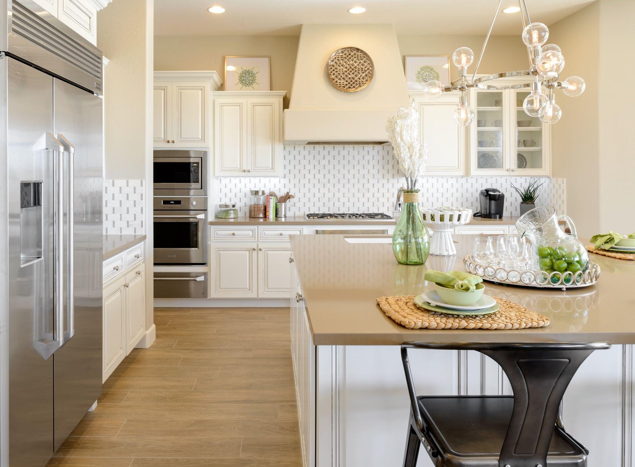 Kitchen-in-Genova-at-Encanterra® a Trilogy® Resort Community-in-San Tan Valley