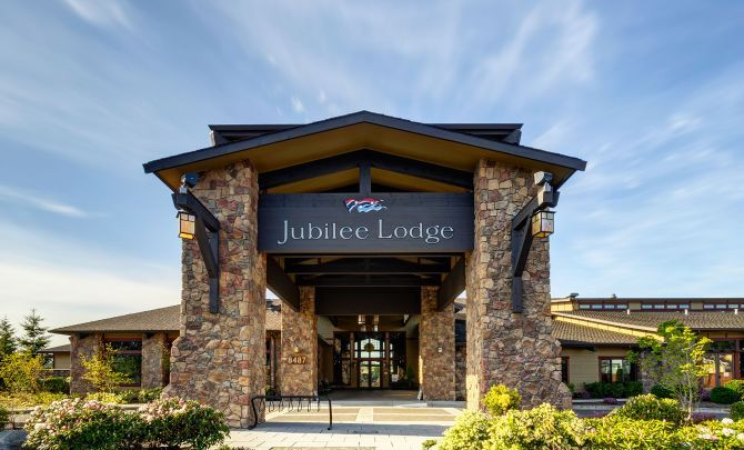 Shea Homes at Jubilee Lodge:The Lodge at Junilee