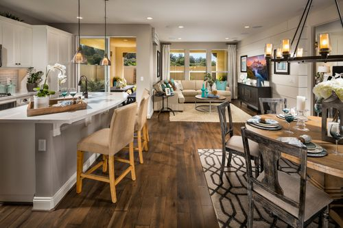 Greatroom-and-Dining-in-Acacia-at-Shea Homes at Rice Ranch-in-Orcutt
